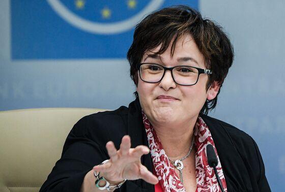ECB Is Said to Debate Extending Term for Deputy Bank Watchdog