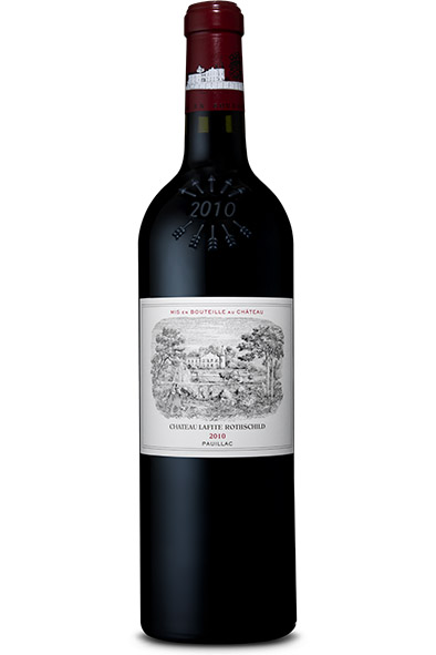 Current prices of first growth Château Lafite Rothschild in vintages 2009 through 2014 are lower than their release prices.