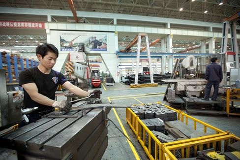 S&P 500 Futures, Oil Retreat as China's Industrial Output Slows