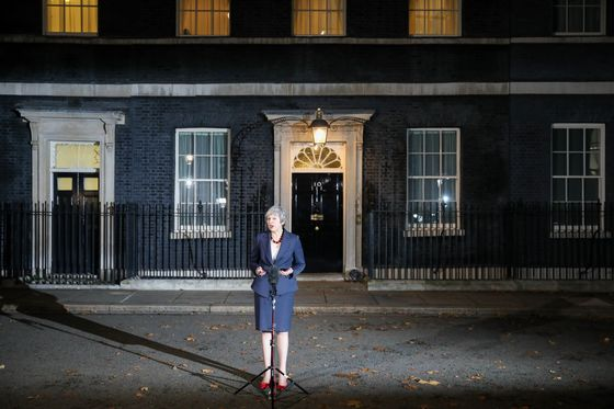 Theresa May's Political Turnaround in Just Over a Week
