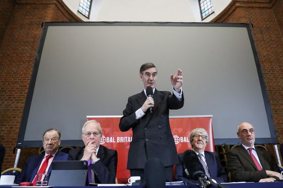 May Faces Losing Control Over Brexit Despite Gamble on Backstop