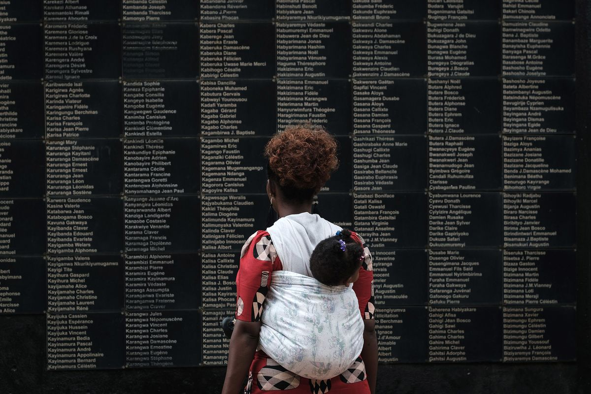 France Played Key Role in Enabling Rwandan Genocide, Report Says