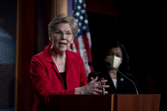 Warren Urges Increased Banking Oversight After Archegos Blowup