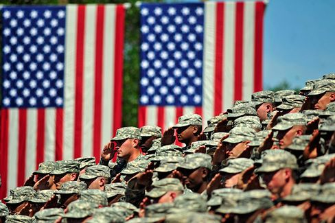 Obama Wants to Trademark the GI Bill. Good Luck With That