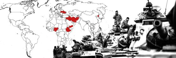 The New Normal: Real Wars and Trade Wars