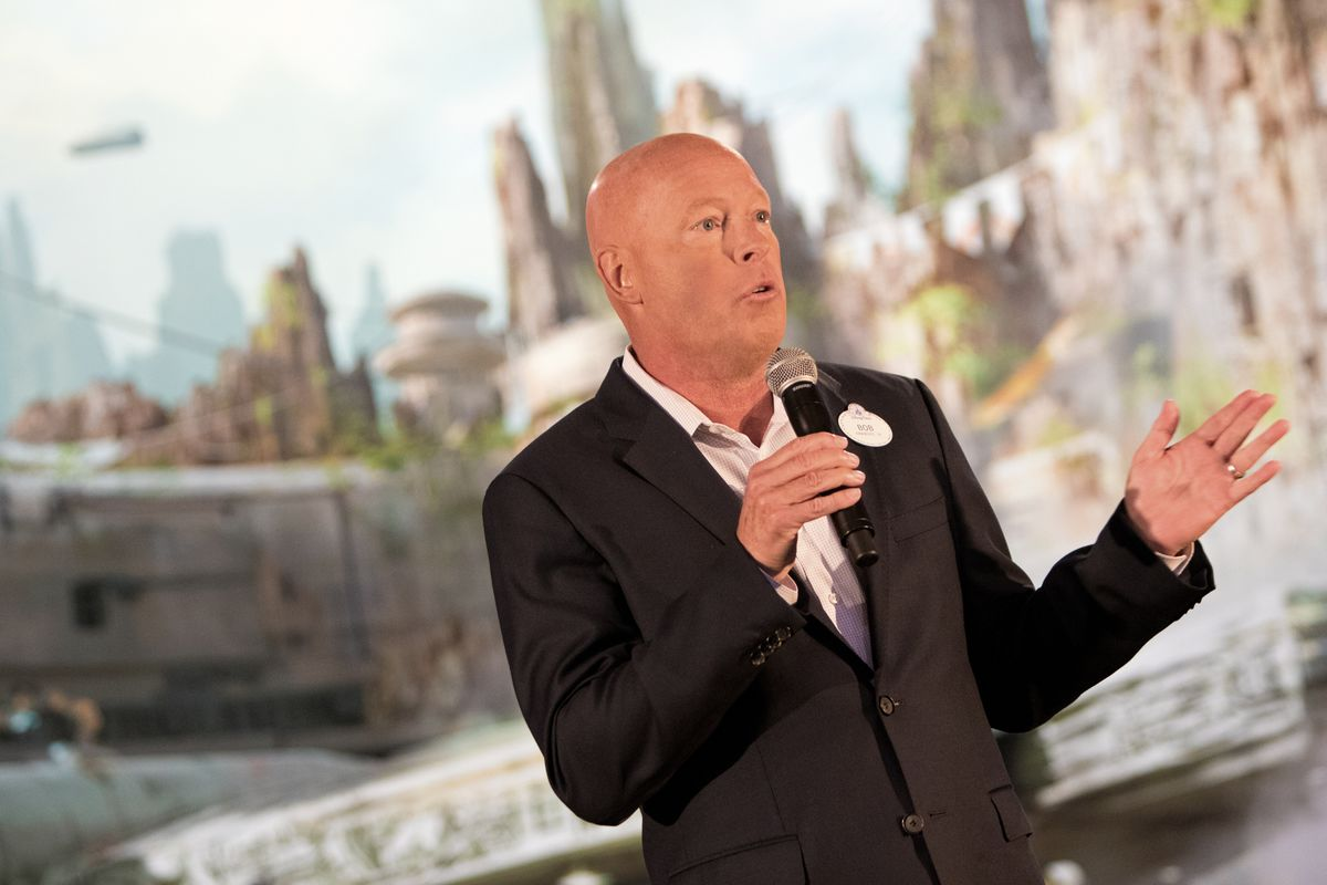 Disney's Parks Chief Emerges as Strong Contender to Succeed Iger