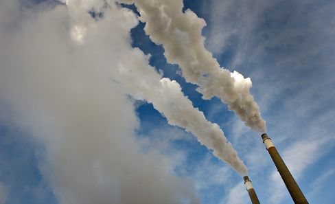 EPA Said to Be Close to Limiting U.S. Greenhouse-Gas Emissions