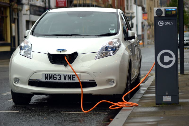 Electric Vehicles Carve Record U K Market Share In January