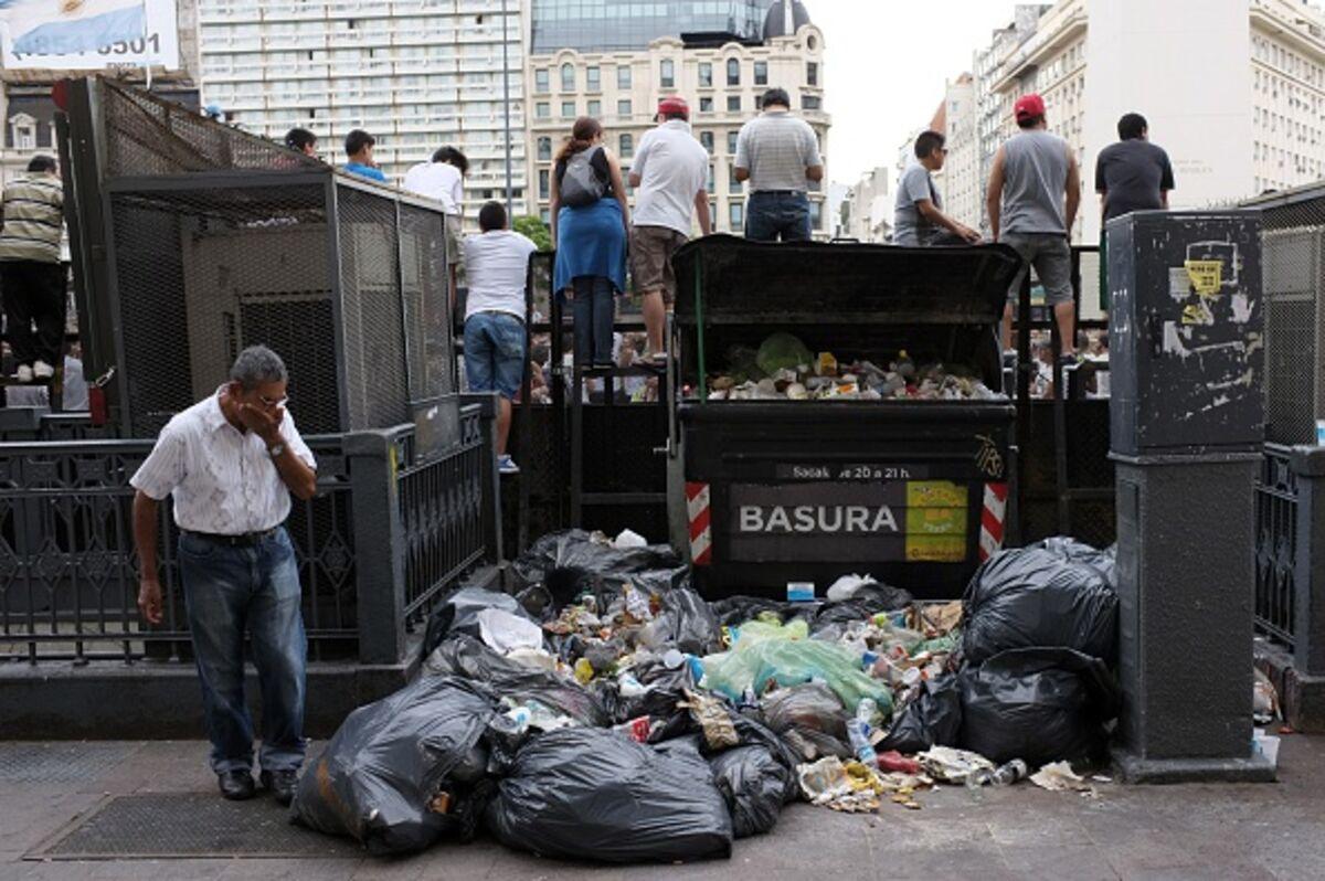 Latin America's Trash Brims with Hidden Cash