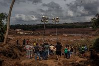 Vale Dam Break Leaves 200 Missing In Brazil