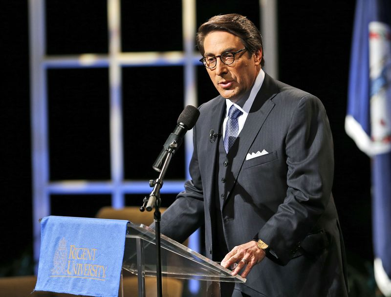 American attorney and current Trump's legal team member Jay Sekulow