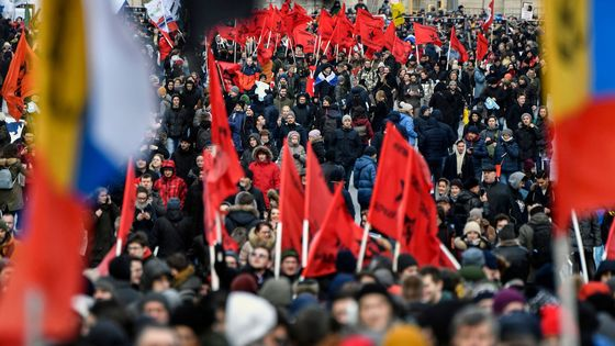 Thousands Rally for Internet Freedom in Moscow: Monitoring Group