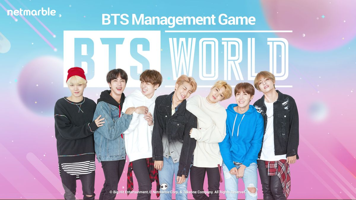 K-Pop BTS Band Gets Smartphone Game by Netmarble - Bloomberg