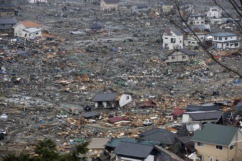 Japan's Quake Rebuilding May Revive Laggard Northeast