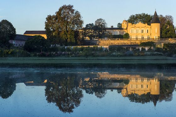 A Journalist Is Taking Over One of Bordeaux's Great Wine Empires