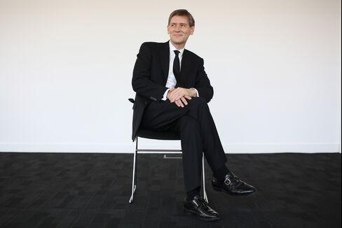 Shire Plc CEO Flemming Ornskov