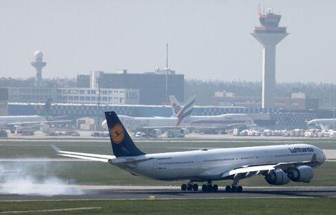Frankfurt Airport Strike May Spread