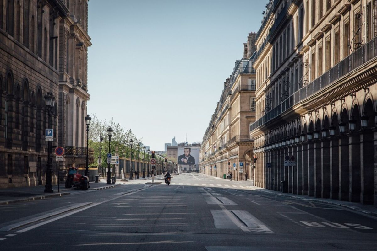 Paris Has A Plan To Keep Cars Out After Lockdown Bloomberg