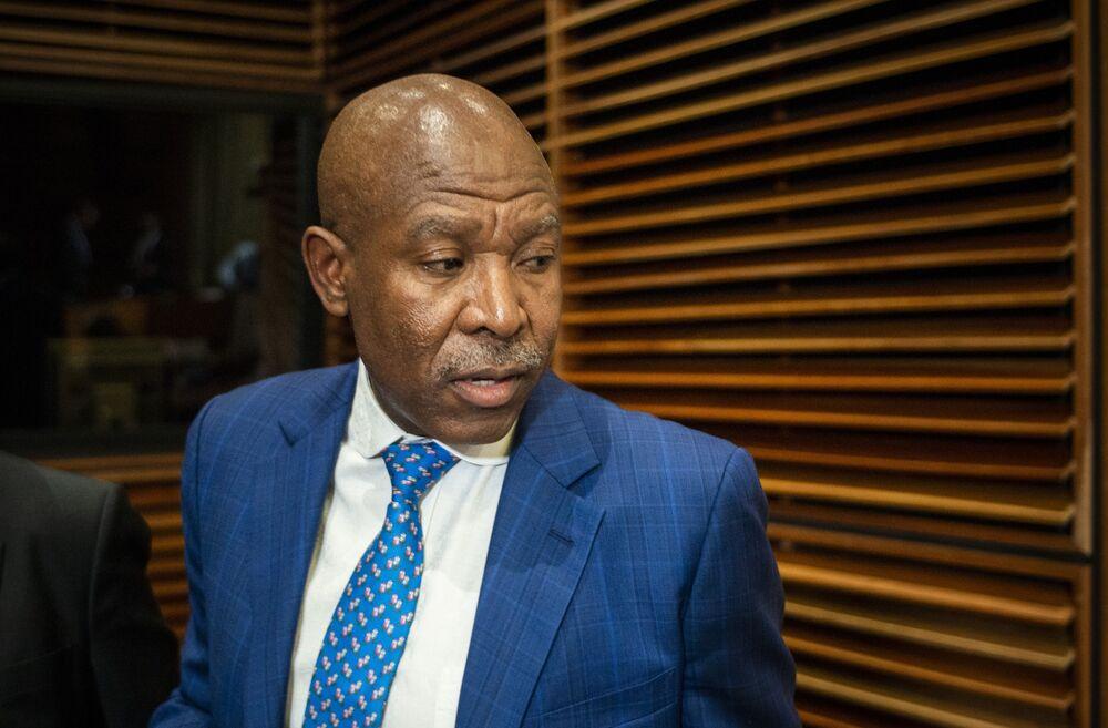 Kganyago Says South Africa Banks Could Handle Eskom Default