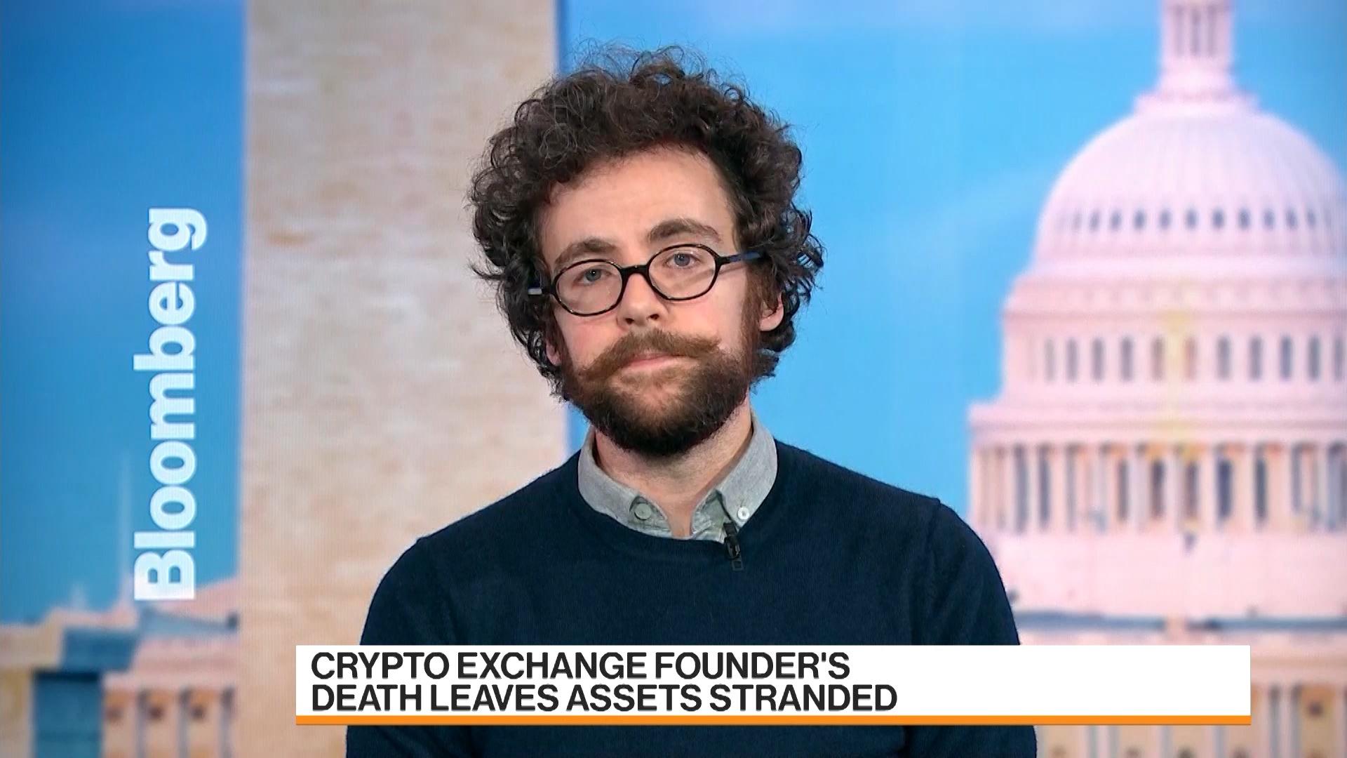 cryptocurrency owner dies