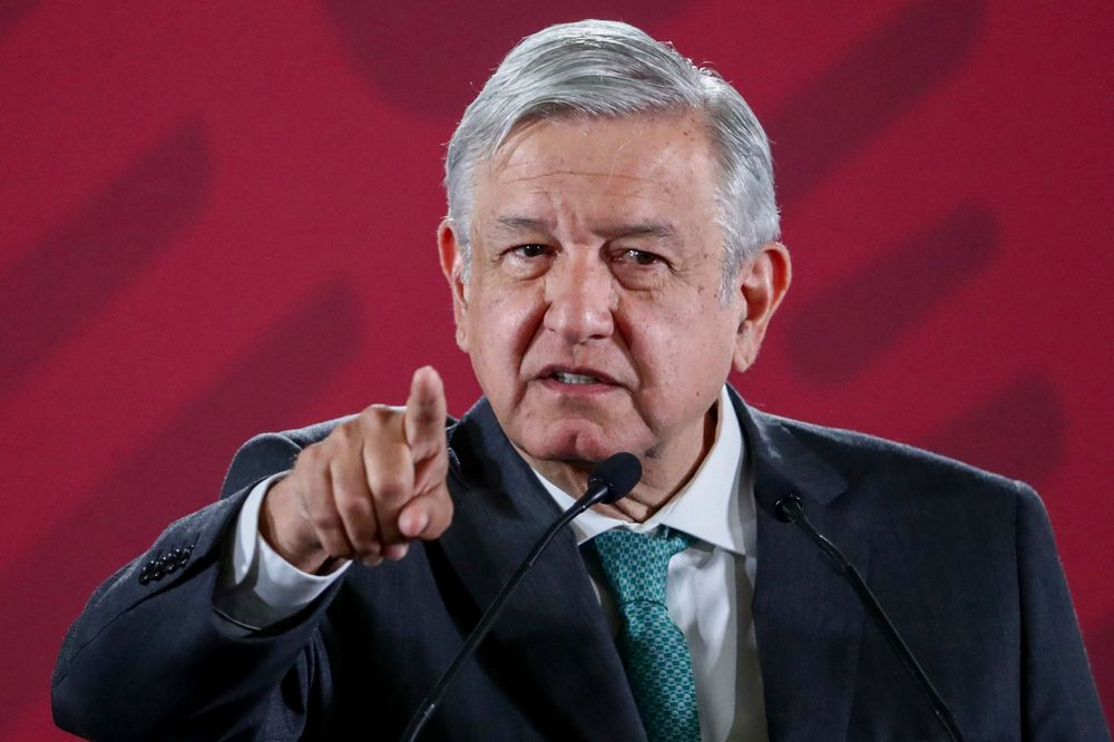 Mexico's Leadership Contest Is Causing a Rift in AMLO's Party - Bloomberg