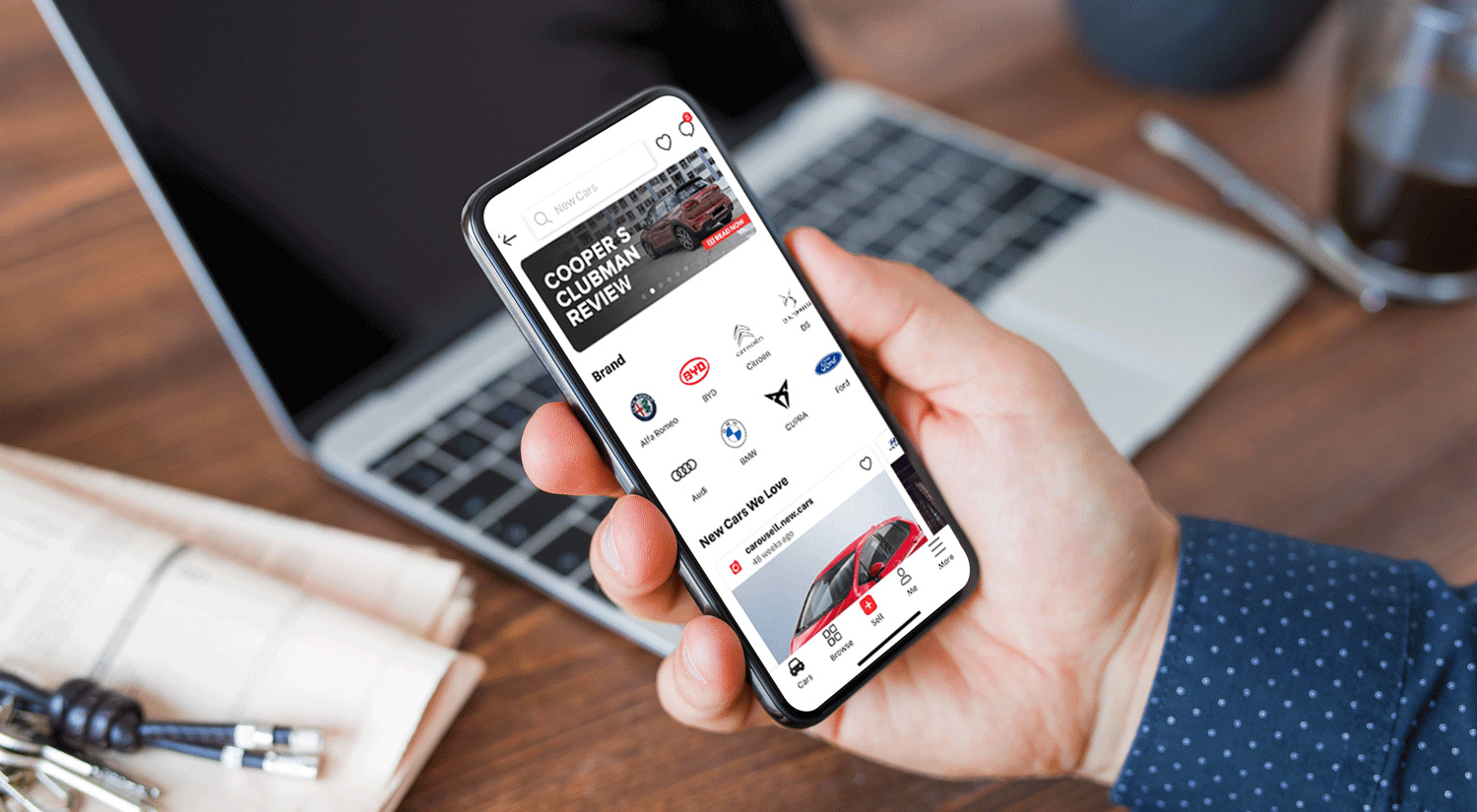 relates to Carousell Bets on Second-Hand Car Marketplace to Boost Revenue