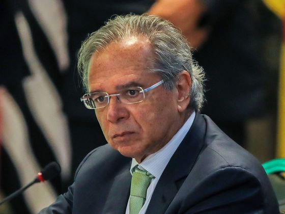 Brazil's Economy Chief Vows to Drain the Swamp of Government Waste