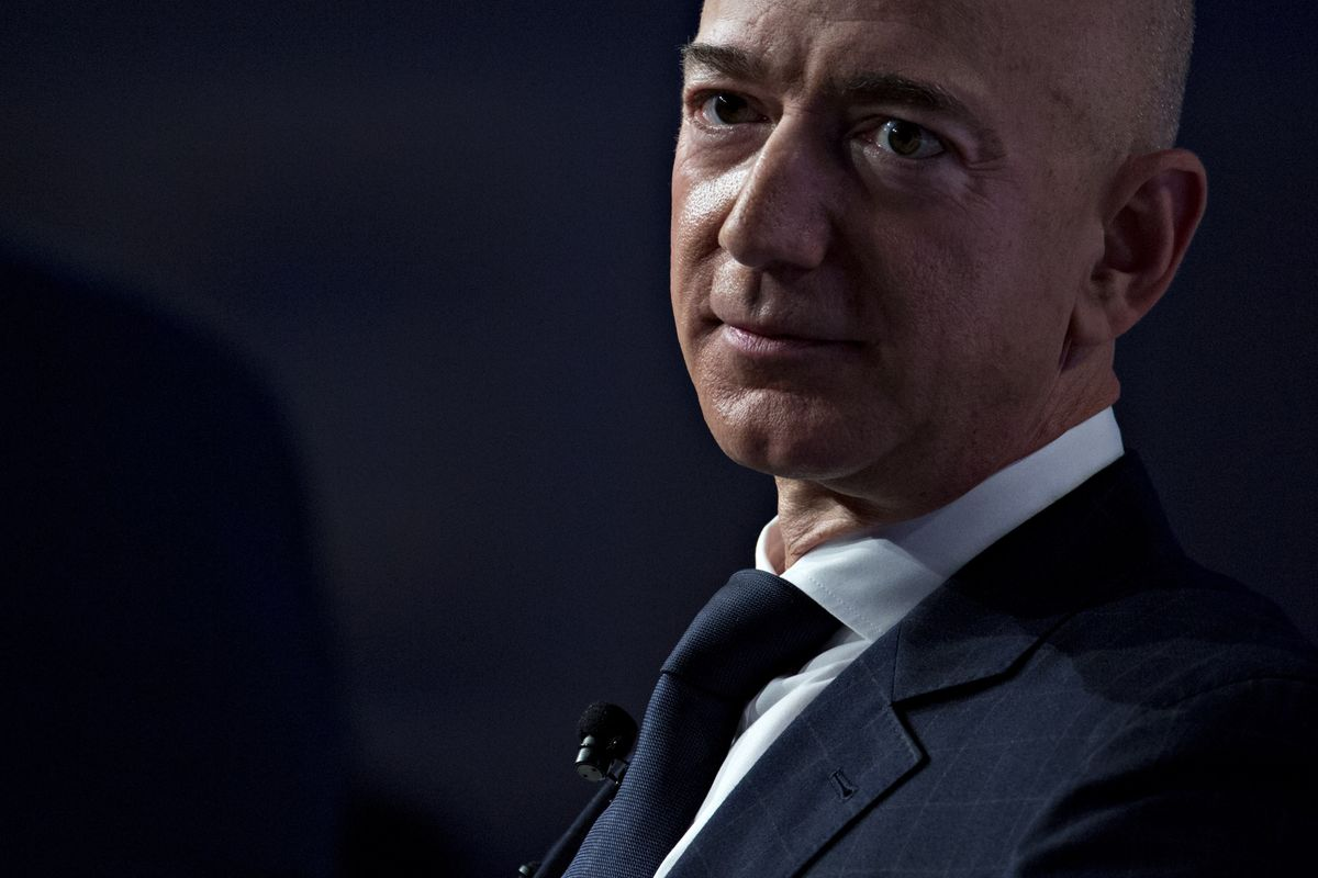 In a Truly Stunning Post, Jeff Bezos Just Accused the