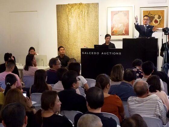 Asia's Newest Millionaires Swap Basket-Case Economy for Fine Art