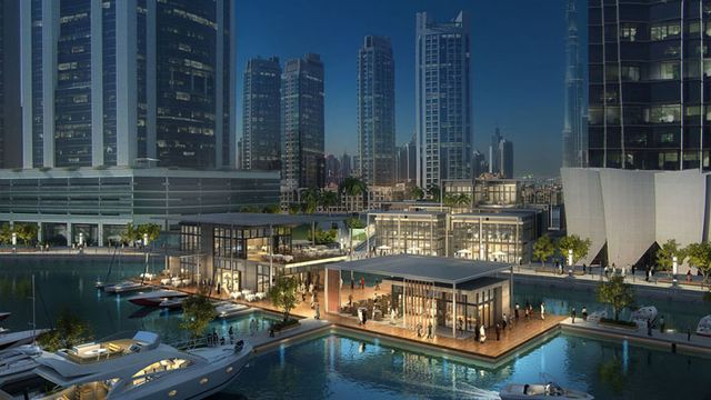 Dubai To Stretch Waterfront Into City Center With Canal