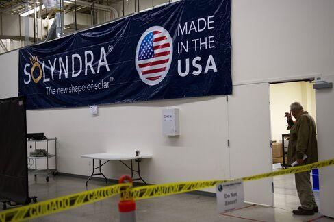 Solyndra Report Ending U.S. House Probe Fuels Campaign Rhetoric