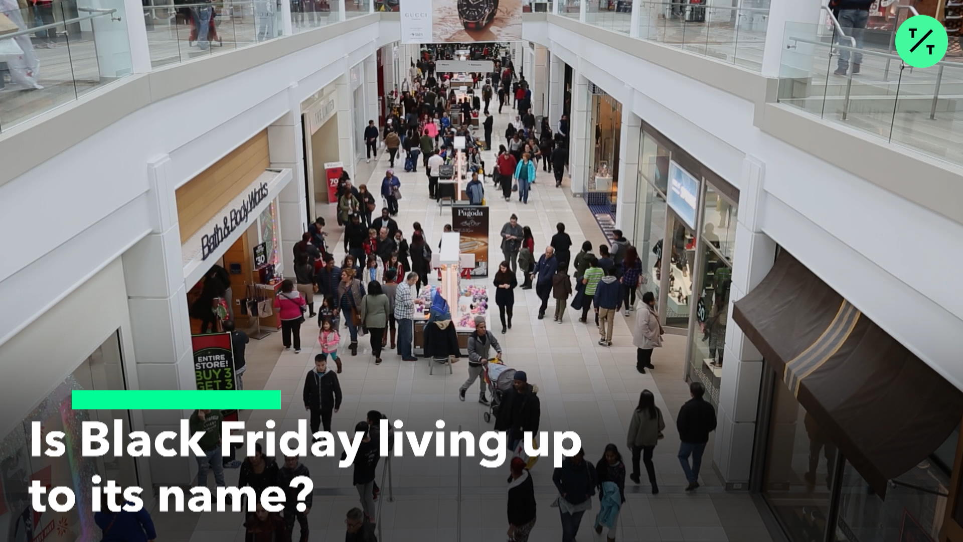 Walmart Target Outdraw Department Stores Black Friday Update Bloomberg