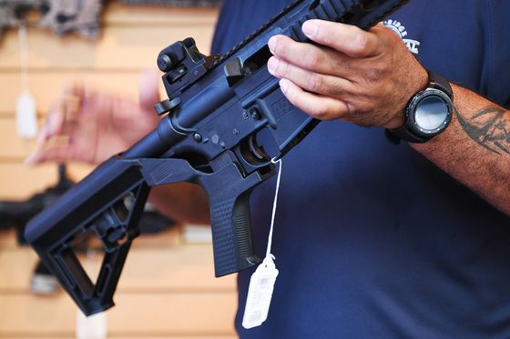 Supreme Court Asked to Block Bump Stock Ban From Taking Effect