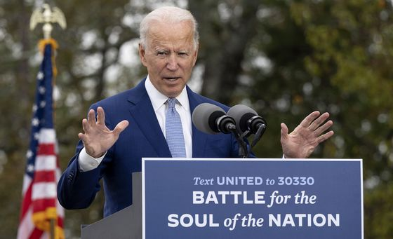 Stock Bulls Embracing Biden Find Ways to Live With Tax Threats