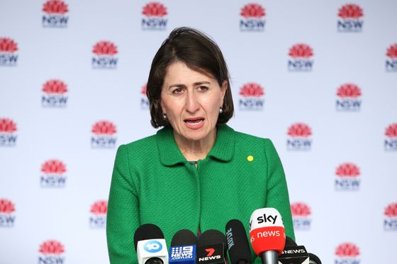 Sydney Maintains No-Lockdown Balancing Act as Delta Cases Climb