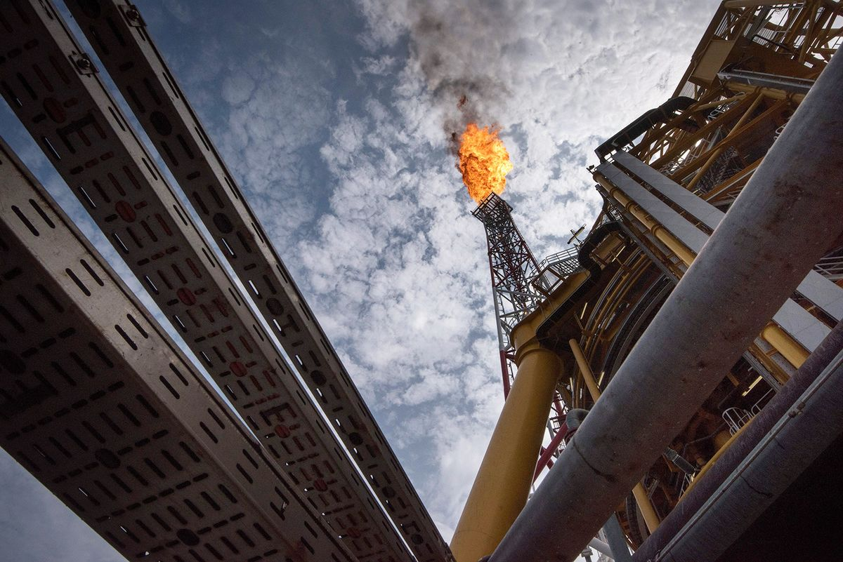Oil Market's Big Data Show OPEC+ Will Have to Cut Output Again
