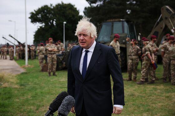 Boris Johnson Denies U.K. Was Slow to Respond to Taliban Advance on Kabul