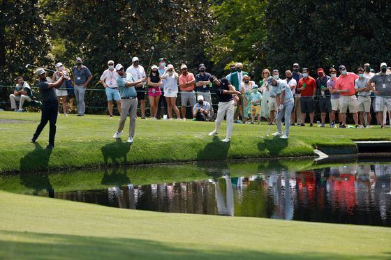 Augusta National's Golf Elite Face Questions on Race and Power