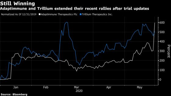 Traders Sift Through Virtual Cancer Meeting's Winners and Losers