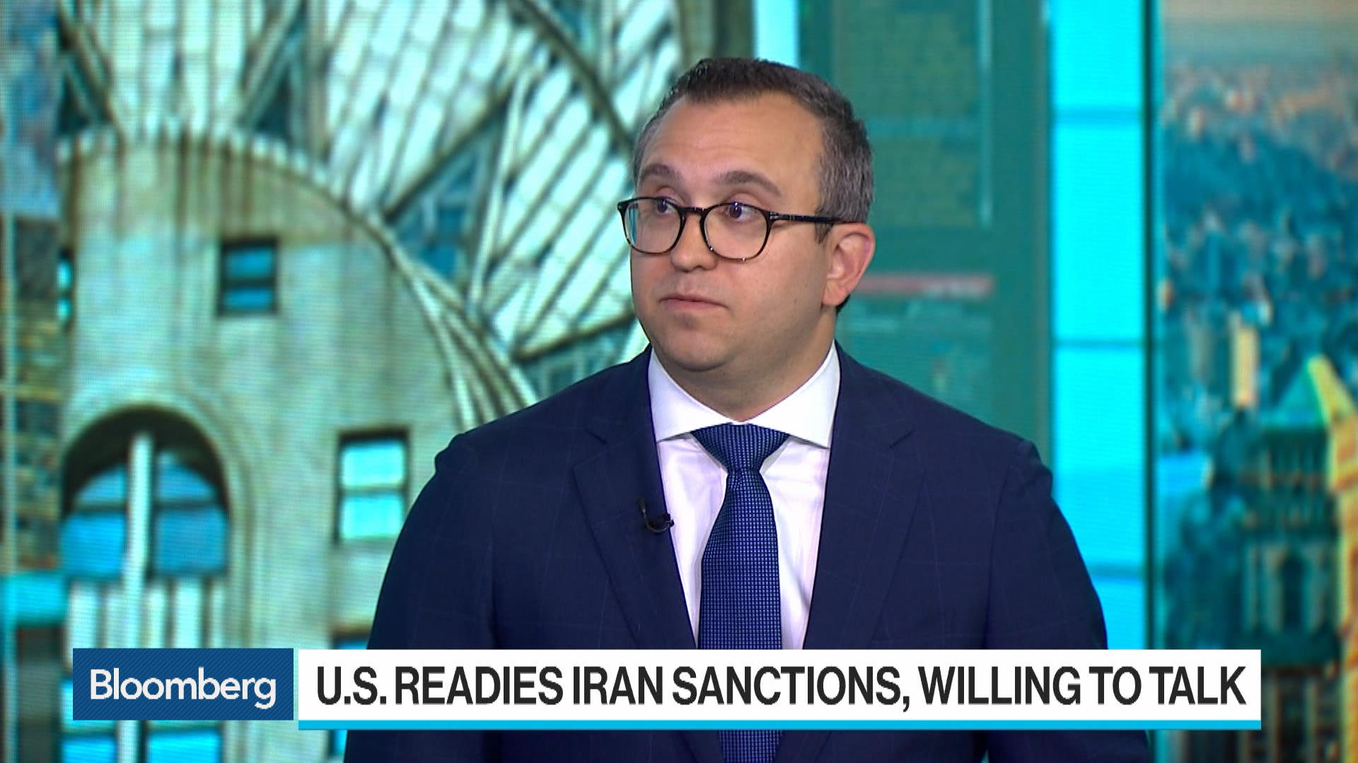 U.S. 'Running Out of Significant Things to Sanction' Iran, Says PwC's Tannebaum