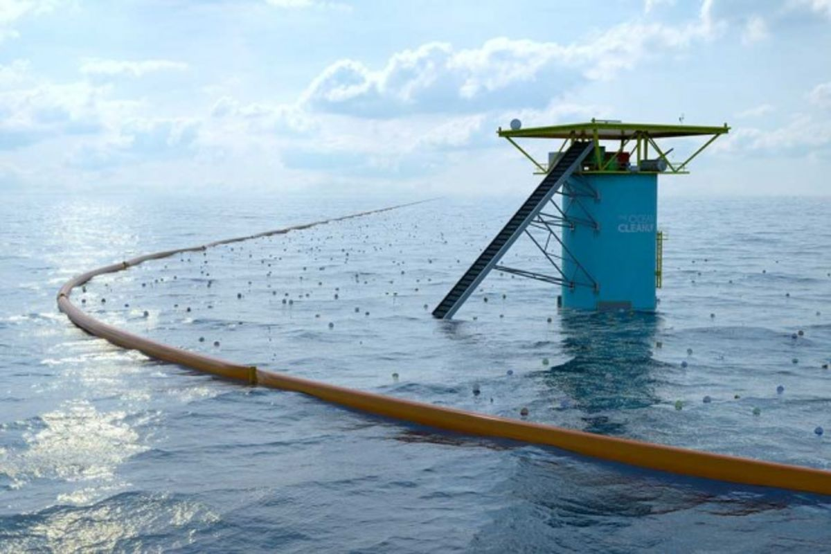 This 19-Year-Old Is Ready to Build an Ocean Cleanup Machine