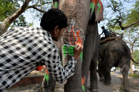 Painting An Elephant