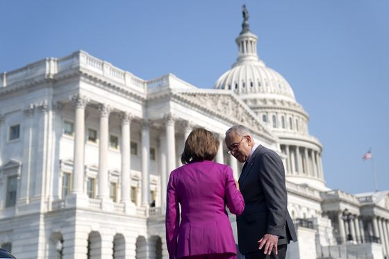 Senate Moves Forward on $550 Billion Infrastructure Deal