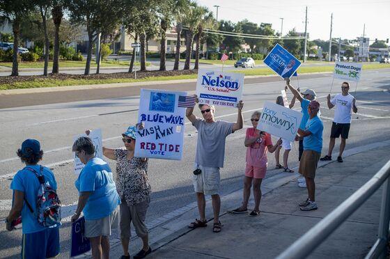 Florida's Algae Blame Sticks to 'Red-Tide Rick'in Senate Race