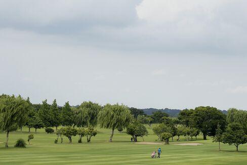 The Higashi Abiko Country Club