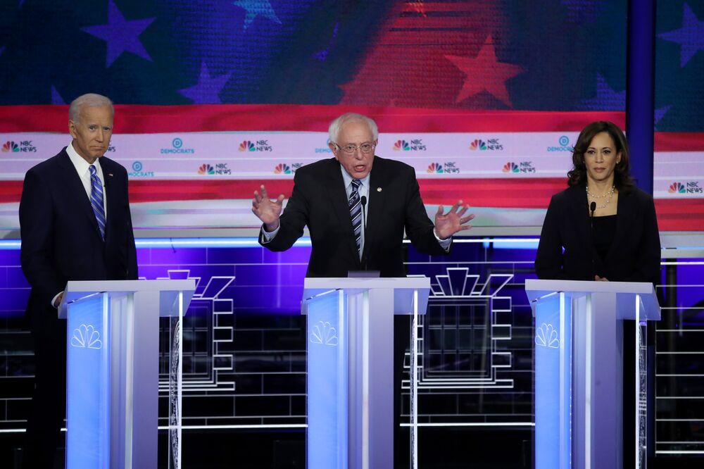 Biden to Face Off Against Harris in Detroit Democratic Debate