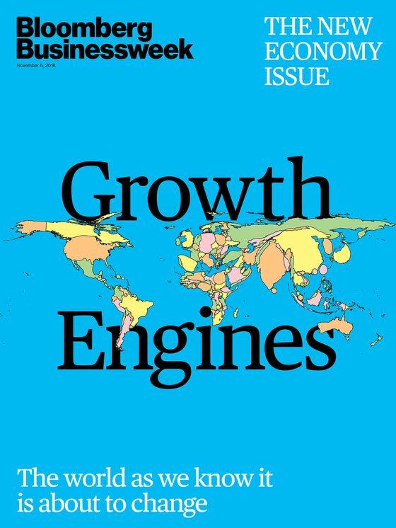 The World's New Economic Engines