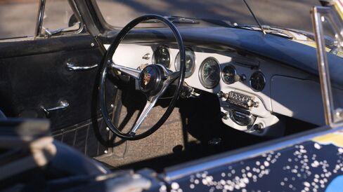 Joplin drove this 356 Porsche the night she died.