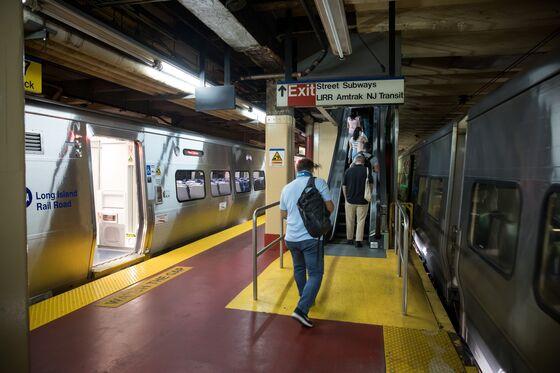New York'sPenn Station Overhaul Seen With Biden's Infrastructure Push