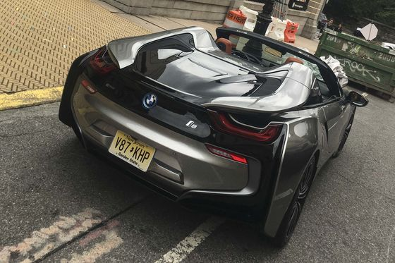 BMW's New i8 Roadster Is Getting Overlooked. But It Shouldn't Be